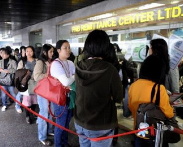 HONG KONG-PHILIPPINES-ECONOMY-REMITTANCES