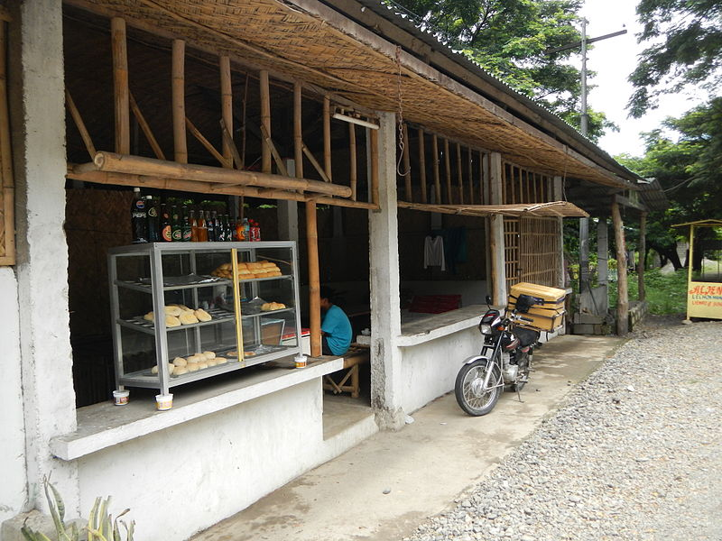 Small Business Ideas Home Based Part - 50: A_small_bakery_in_Carranglan,_Nueva_Ecija_selling_local_bread