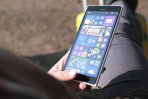 mobile data business