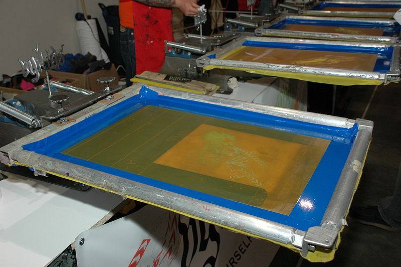 silkscreen printing machine philippines