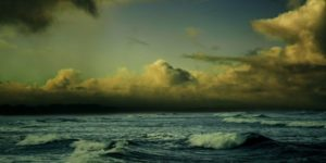 typhoon waves