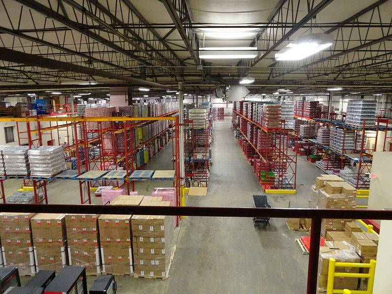 Coca-Cola_Bottling_Company_of_Cape_Cod_warehouse