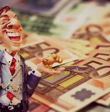 millionaire businessman