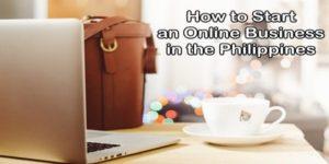 online business philippines