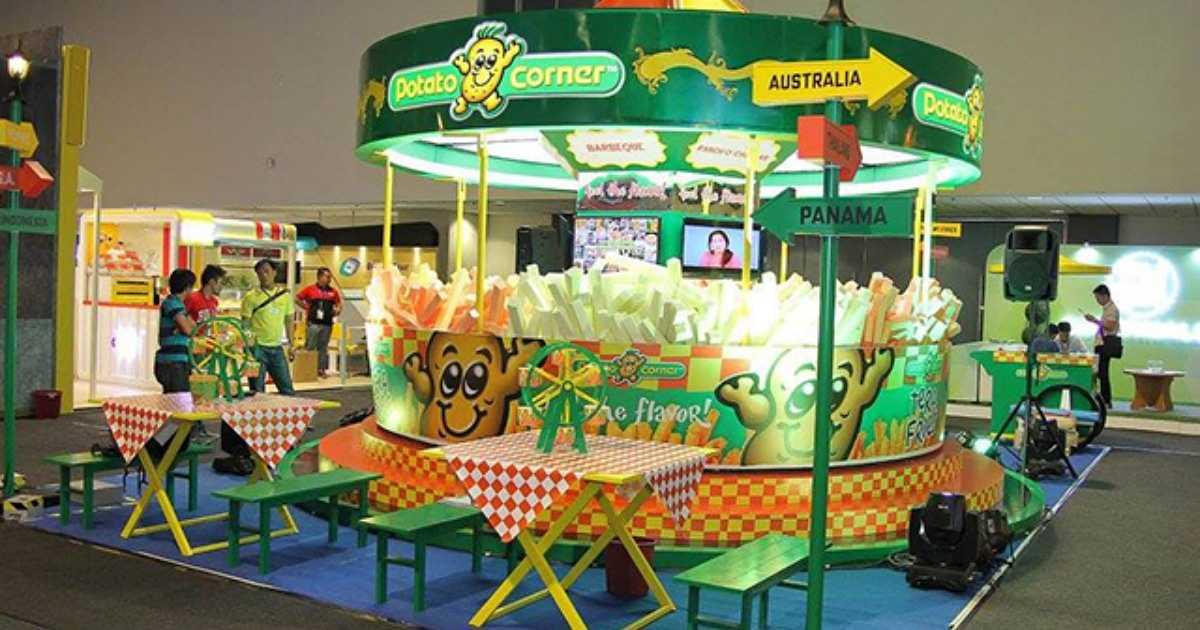 Corner Store Food Menu