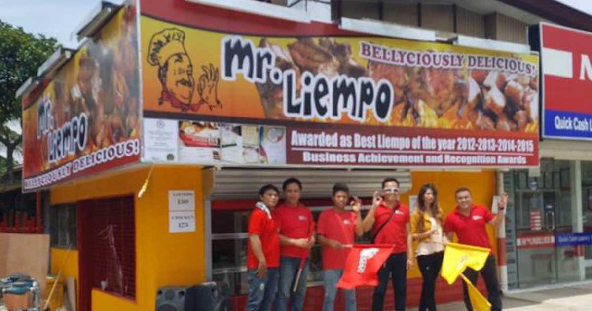 how to franchise mr  liempo