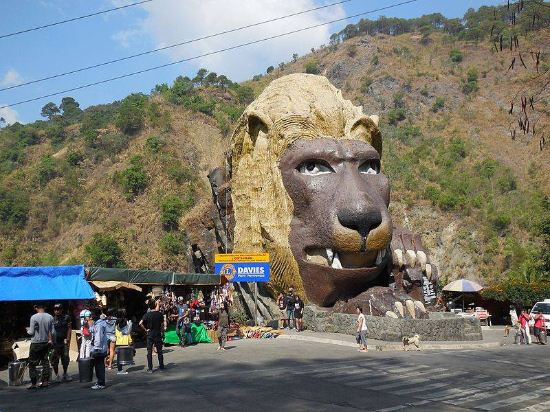 Lions_Head_Baguio_City