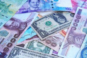 dollar pesos exchange
