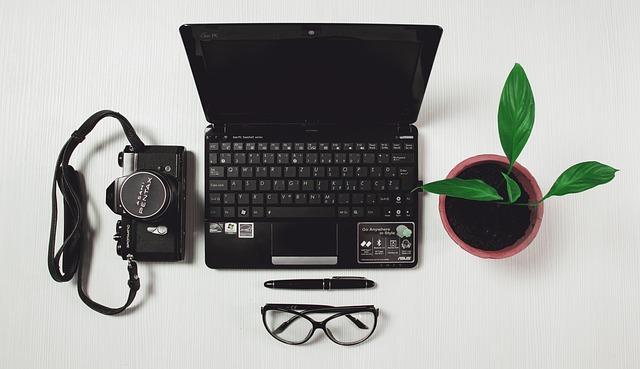 Camera laptop