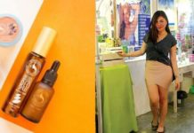 Tyffanie Short of One Earth Beauty Products