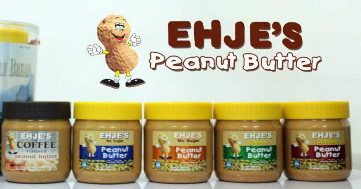 Success Story Of Ehje S Peanut Butter Instinct Pushes Pinay