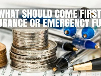Insurance or Emergency Fund