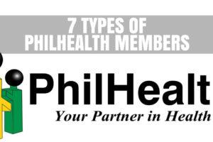 Philhealth Members Types
