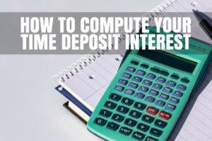 Time Deposit Interest