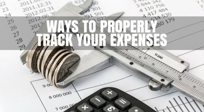 Ways To Track Expenses