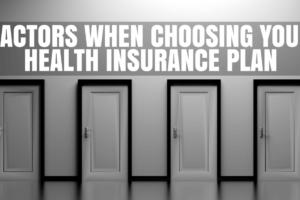 Factors Health Insurance