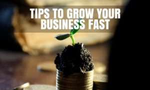 Grow Business Fast