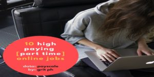 high paying jobs in the philippines