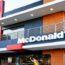 Facade of a McDonald's Store