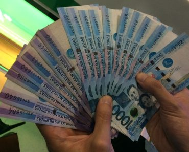 Philippines' One thousand peso bills