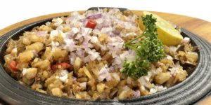 sisig, Filipino food