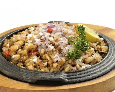 sisig, Filipino food