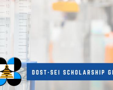 dost scholarship grants