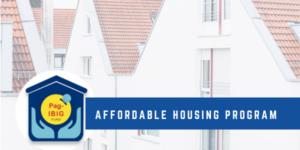 Pag-IBIG Affordable Housing Program