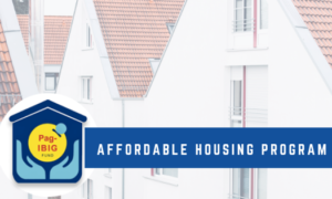 Pag-IBIG Affordable Housing Program