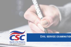 civil service examination