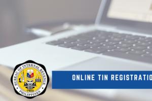 online TIN registration