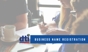 BUSINESS NAME REGISTRATION