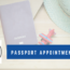 online passport appointment system