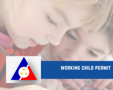 working child permit
