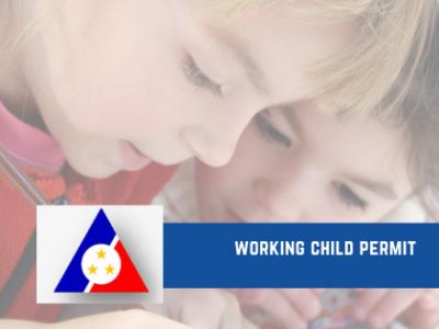 working child permit
