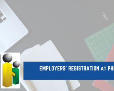 PhilHealth Employer Registration