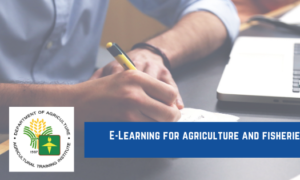 e-Learning for Agriculture and Fisheries
