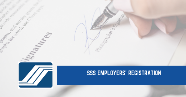 sss employers' registration