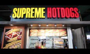 supreme hotdogs