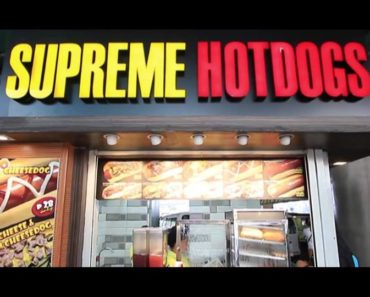 supreme hotdogs