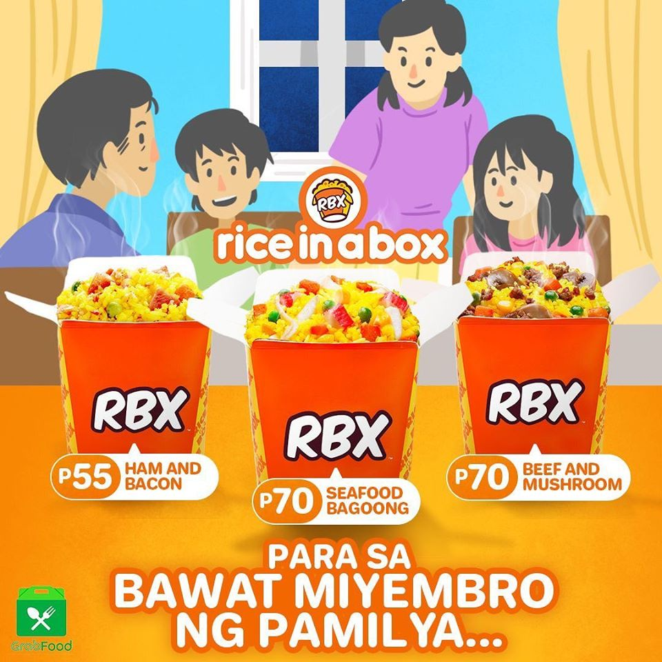 franchising rice in a box