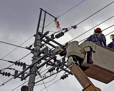 Meralco electricity bill