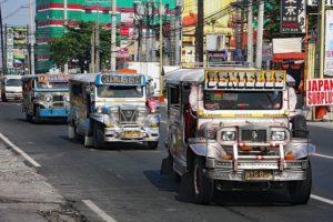 PUJ public utility jeepney