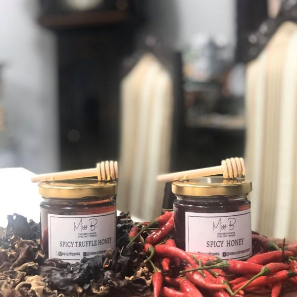 Miss B's Infused Honey and Specialty Bread