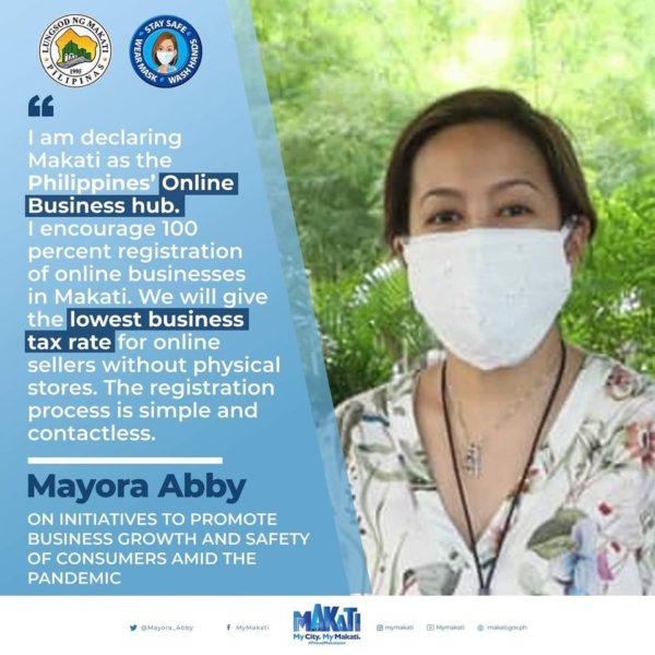 Mayor Binay