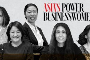 Forbes Asia Power Businesswomen