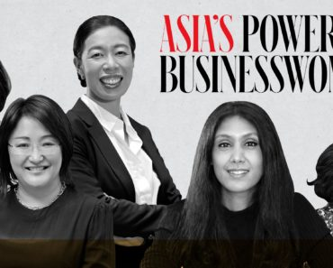 Forbes Asia Power Businesswomen