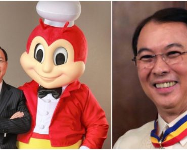 Tony Tan Caktiong owner of Jollibee
