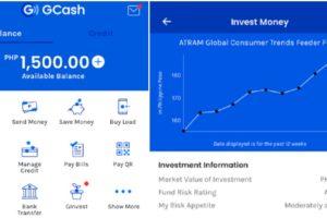 Invest in GCash GInvest
