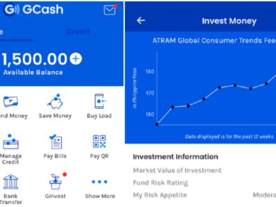 Invest in GCash GInvest
